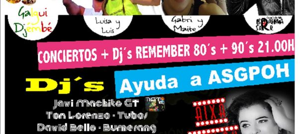 PORTOSÍN DJ REMEMBER 27 MAIO