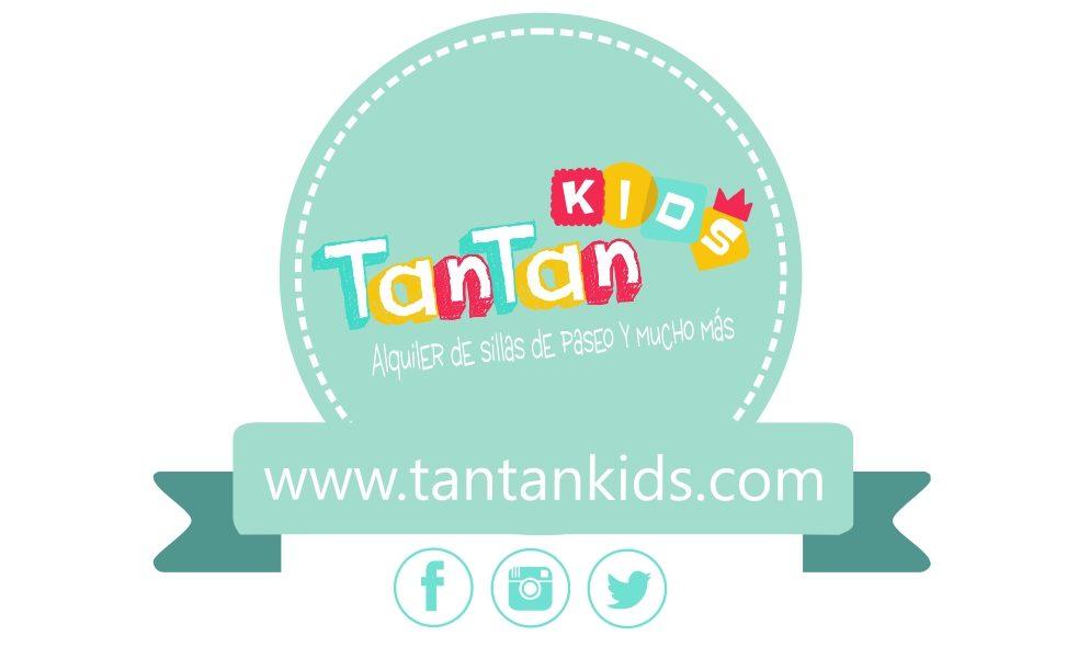 Alquiler de sillas de paseo - TanTan kids