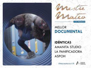 MEJOR-DOCUMENTAL MESTRE MATEO 2019