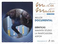 Premio Mestres Mateo 2019. Mejor documental